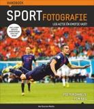 Afbeelding vanHandboek Sportfotografie Leg actie én emotie vast Pieter Dhaeze, Pim Ras