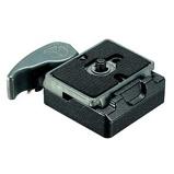 Afbeelding vanManfrotto 323 Quick Change Plate Adapter Zwart