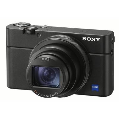Afbeelding van Sony Cybershot DSC RX100 Mark VI (DSCRX100M6.CE3)