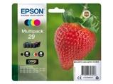 Afbeelding vanInktcartridge Epson 29 T2986 zwart + 3 kleuren | Epson Supplies