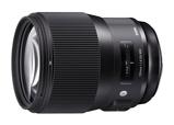 Afbeelding vanSigma 135mm f/1.8 DG HSM Art Canon EF mount objectief
