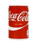 Afbeelding vanCoca Cola blik klein 15 cl
