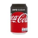 Afbeelding vanFrisdrank Coca Cola Zero blikje 0.33l kopen