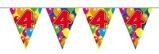 Afbeelding vanAmigo Vlaggenlijn ballonnen: 4 jaar 10 meter
