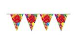 Afbeelding vanAmigo Vlaggenlijn ballonnen: 8 jaar 10 meter