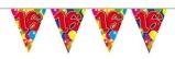 Afbeelding vanAmigo Vlaggenlijn ballonnen: 16 jaar 10 meter