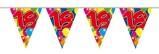 Afbeelding vanAmigo Vlaggenlijn ballonnen: 18 jaar 10 meter