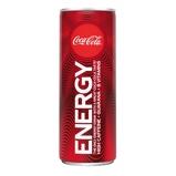 Afbeelding vanCoca cola energy blik 25 cl