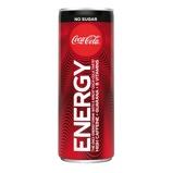 Afbeelding vanCoca cola Energy Zero 12 Stuks (250 Ml)
