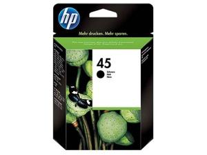 Afbeelding van 51645AE HP DJ 710C PRINTHEAD BLACK HP45 42ml 930pa