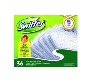 Afbeelding van 12x Swiffer Sweeper Navullingen Stofdoek 20 stuks