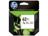 Afbeelding vanHP 62XL (C2P07AE) Inktcartridge 3 kleuren Hoge capaciteit