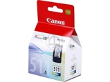 Afbeelding vanCL511 CANON MP240 INK COLOR ST 2972B001 No.511 9ml