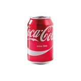 Afbeelding vanCoca cola regular blik (DK) 33cl. a24