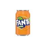 Afbeelding vanFanta orange blik (DK) 33cl. a24
