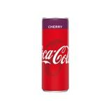 Afbeelding vanCoca cola energy cherry blk 25 cl