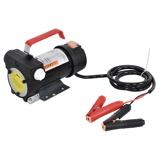 Immagine diCostway 155W Pompa gasolio elettrica autoadescamento Pompa diesel professionale di trasferimento 12V
