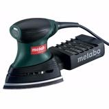Afbeelding vanMetabo FMS 200 Intec handpalm schuurmachine in koffer 200W 150x100mm