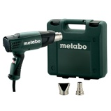 Afbeelding vanMetabo H 16 500 Heteluchtpistool incl. accessoires in koffer 1600W