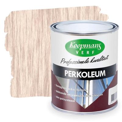 Afbeelding van Koopmans perkoleum transparant 750 ml, blank