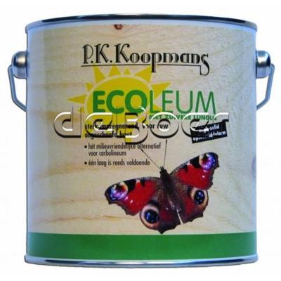 Afbeelding van Koopmans Ecoleum 2,5 liter Donkerbruin