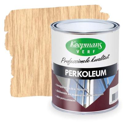 Afbeelding van Koopmans Perkoleum, Lichteiken 232, 0,75L Hoogglans