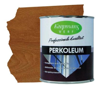 Afbeelding van Koopmans perkoleum (213) transp. teak 750 ml