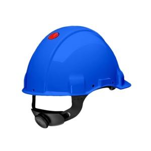 Afbeelding van 3M Peltor G3000NUV Veiligheidshelm Blauw | Veiligheidshelmen ABS