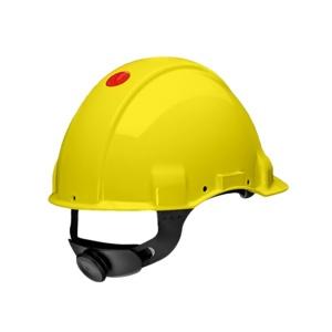 Afbeelding van 3M Peltor G3000NUV Veiligheidshelm Geel Veiligheidshelmen ABS
