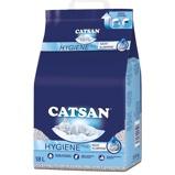 Afbeelding vanCatsan Hygiene Plus Kattenbakvulling 20 liter