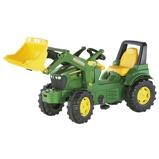 Afbeelding vanRolly Toys Farmtrac traptrekker met voorlader John Deere 7930