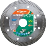 Afbeelding vanClipper 70184621970 Super Gres XT Evo Diamantzaagblad 180 x 22,23mm