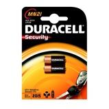 Afbeelding vanDuracell Security MN21/3LR50 2 pack niet oplaadbaar 12 volt