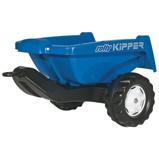 Afbeelding vanRolly Toys Kipper II aanhanger blauw