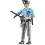 Afbeelding vanBruder 60050 Politieagent met Accessoires 1:16