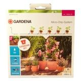 Afbeelding vanGardena Micro Drip Uitbreidingsset Voor Bloempotten