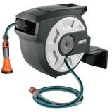Afbeelding vanGardena 15 roll up Automatic wandslangbox (Kleur: antraciet/grijs)