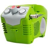 Afbeelding vanGreenworks G40AC accu compressor 40 Volt met 2 liter tank zonder en lader