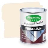 Afbeelding vanKoopmans Perkoleum Hoogglans 750 ml Crème Wit (Ral 9001)