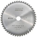 Afbeelding vanMetabo 628061000 Precision Cut Cirkelzaagblad 254 x 30 48T Hout