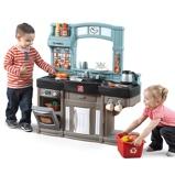 Afbeelding vanStep2 Speelgoedkeuken Best Chefs Kitchen bruin 98 cm