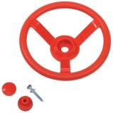 Afbeelding vanAXI Stuurwiel voor speelhuisje 29 cm rood