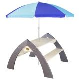 Afbeelding vanAXI Kylo XL picknicktafel met parasol
