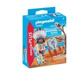 Afbeelding vanPLAYMOBIL Playmo Friends 70062 Inheems stamhoofd
