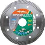 Afbeelding vanClipper 70184621973 Super Gres XT Evo Diamantzaagblad 230 x 22,23mm
