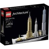 Afbeelding vanLEGO Architecture New York 21028
