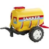 Afbeelding vanFalk Tractor Aanhanger Tanker Geel