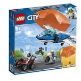 Afbeelding vanLEGO City Luchtpolitie parachute arrestatie 60208