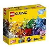 Afbeelding vanDekoleidenschaft Lego Classic 11003 Stenen en Ogen