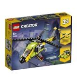 Afbeelding vanLEGO Creator Helicopter avontuur 31092